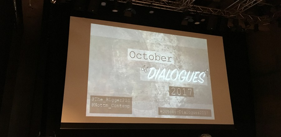 Thumbnail for October Dialogues in October 2017